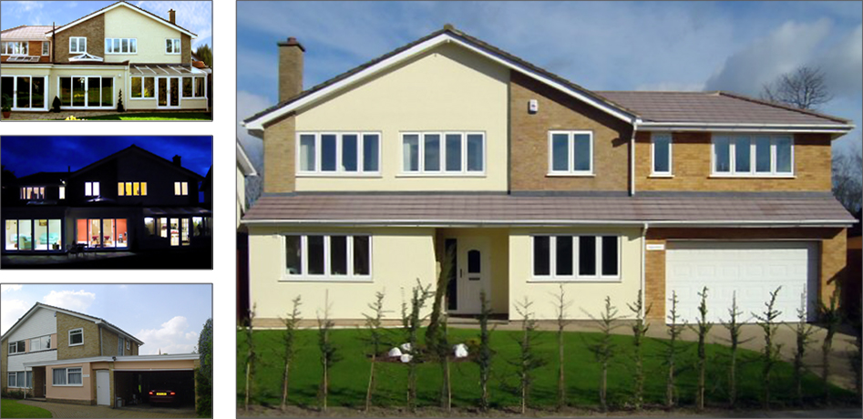 Bromley - remodelling and extensions